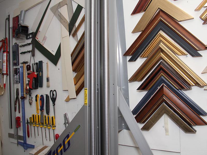 Framing Tools