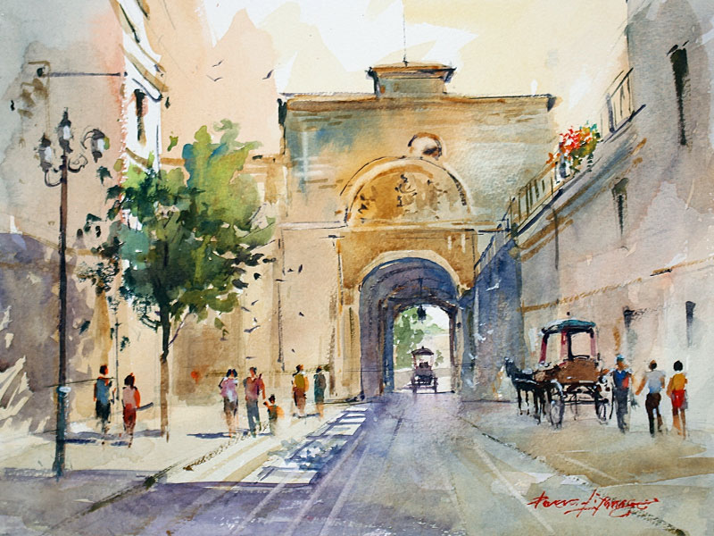 The Gate at Mdina Malta