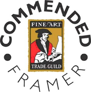Fine Art - Guild Commended Framer Logo